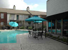 Briar Park Apartments and Townhomes - Houston