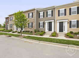 Charleston Row Townhomes at Parkway Crossing - Pineville
