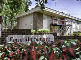 Fountain Square Apartments - Tuscaloosa