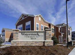 Watermark on Twenty Mile - Parker