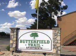 Butterfield Trail - El Paso