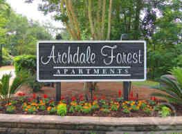 Archdale Forest - North Charleston