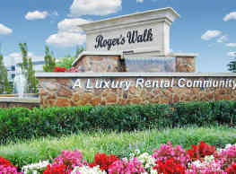 Roger's Walk - Mount Laurel