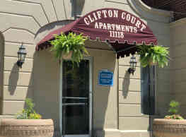 Clifton Court Apartments - Cleveland