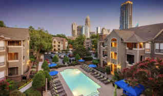 2 bedroom apartments for rent in downtown charlotte nc