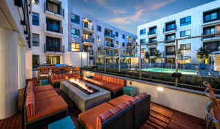luxury apartment rentals in los angeles ca