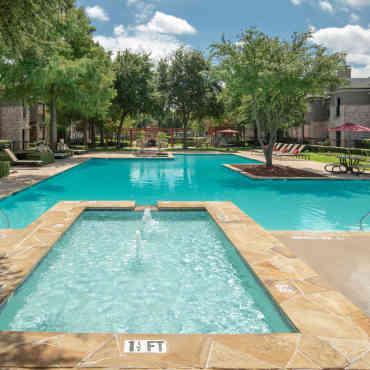The Springs Of Indian Creek Apartments Carrollton Tx 75010