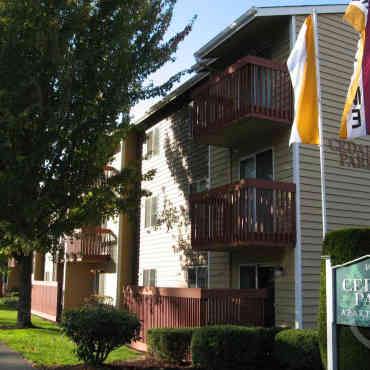 Cedar Park Apartments Renton Wa