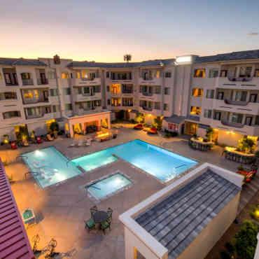 furnished apartment rentals in las vegas nv