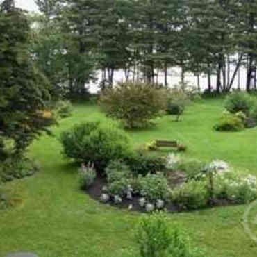 Ocean Front Home w Gardens and water views Apartments - Brunswick ...