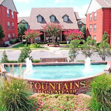 Fountains Of Rosemeade Apartments Carrollton Tx 75007
