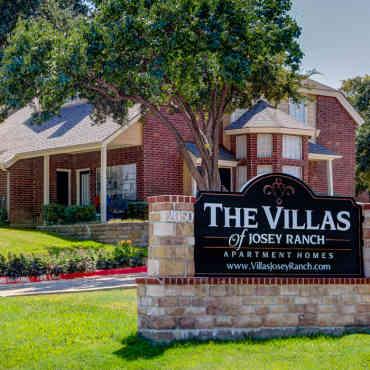 Villas Of Josey Ranch Apartments Carrollton Tx 75006