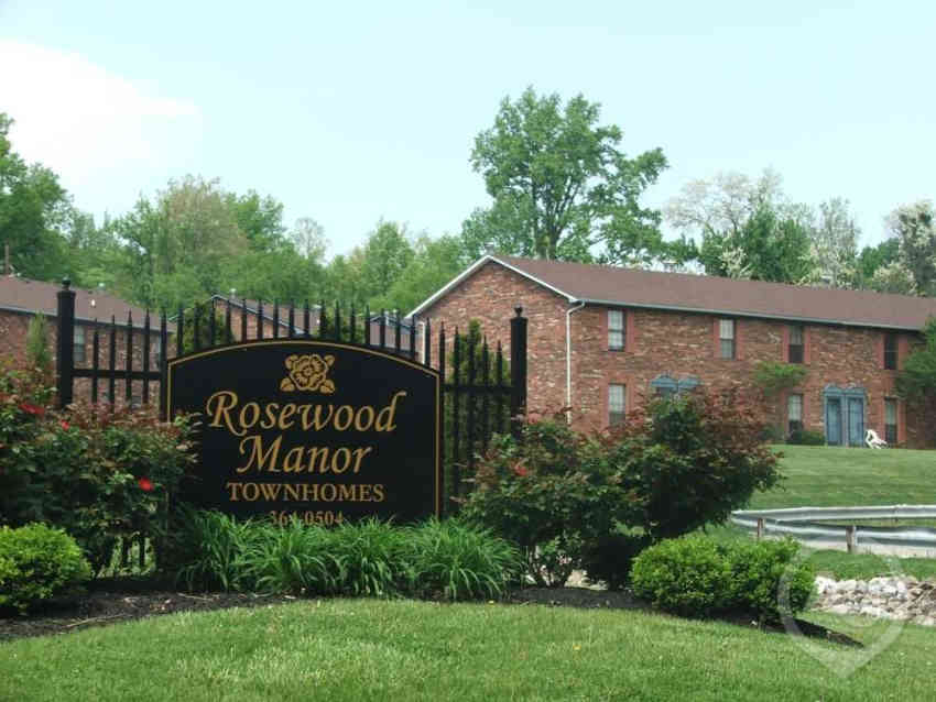 Rosewood Manor Townhomes Apartments - Louisville, KY 40214