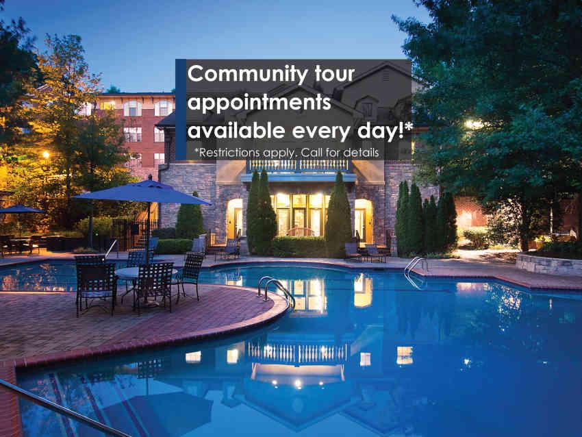 Gables Rock Springs Apartments - Atlanta, GA 30306
