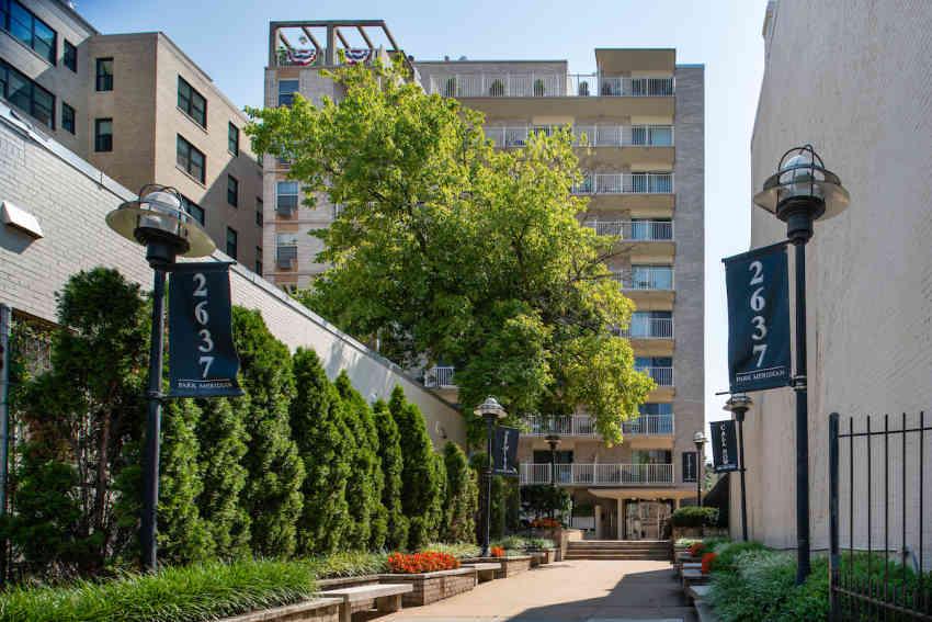 Park Meridian Apartments - Washington, DC 20009
