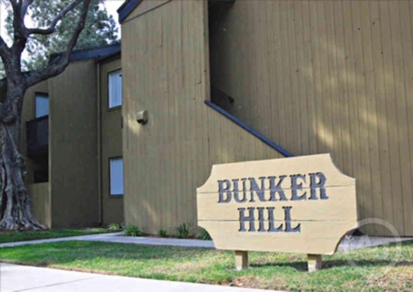 Bunker Hill Apartments - Riverside, CA 92507