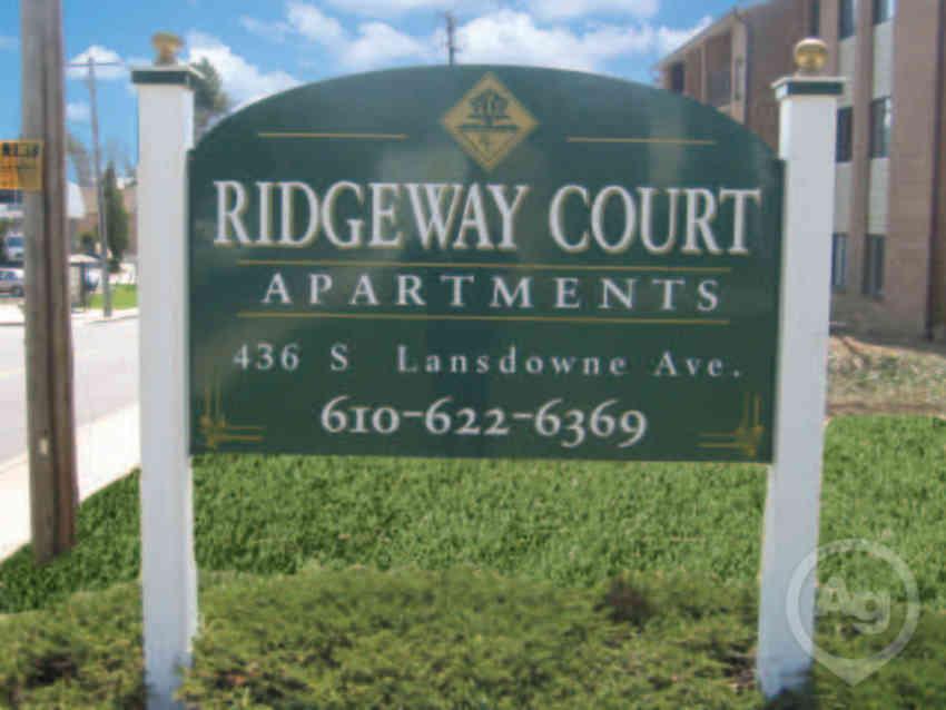 Ridgeway Apartments - Lansdowne, PA 19050