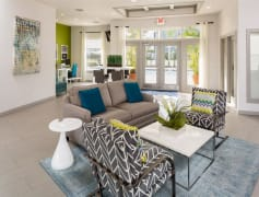 Relax and unwind at Arbor Walk's clubhouse
