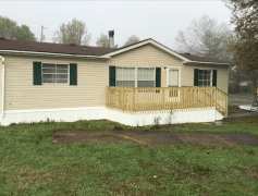 3 Bed 2 Bath Double wide