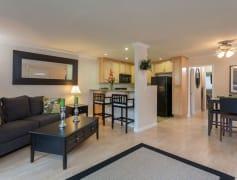 Summer Crest Apartments in Anaheim, CA with Wooden Flooring