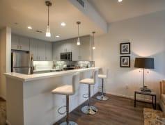 Modern Kitchen with Breakfast Bar