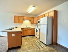 2 bedroom - Island style kitchen