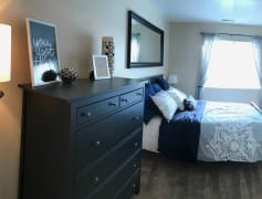 1x1 bedroom