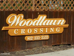 Woodlawn Crossing features 1 bedrooms, 2 bedroom flats, and 2 bedroom townhouses in Bloomington Indi