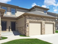 Townhome Front Exterior