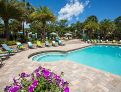 Take a dip in one of our 2 resort-style pools with expansive sundeck!