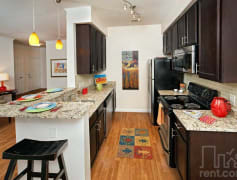 Preston Model - Renovated Kitchen