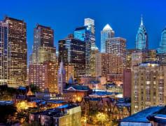 The RiverLoft Apartments are located in center city Philadelphia
