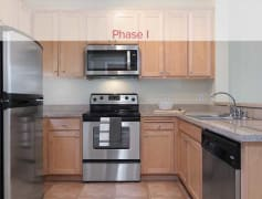 Upgraded Finish with Stainless Steel Appliances