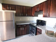 Beautiful Upgraded Kitchen with Stainless Steel Appliances