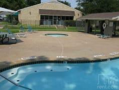 Huge pool, and picnic area!