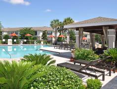 Addison Landing Pool Area with Sun Deck
