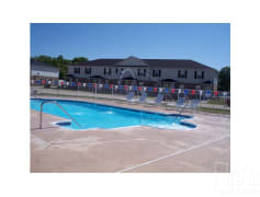 Sparkling Community Pool