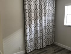 New Flooring / Window Treatments
