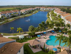 Lexington Palms at the Forum offers residents resort-style amenities and beautiful lakeside living - come home today!