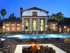 Swimming Pool and Fire Pit