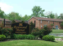 Rosewood Manor Townhomes - Louisville