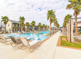 Arlington Cottages & Townhomes - Student Apts Per Bed Leases - Baton Rouge