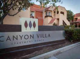Canyon Villa Apartments - Chula Vista
