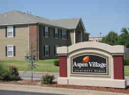 Aspen Village - Broken Arrow
