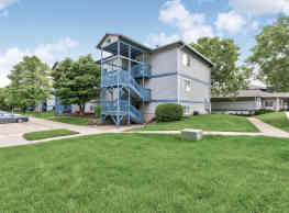 The Fountains Apartments - West Des Moines