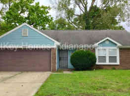 2529 N Parker Ave - Indianapolis