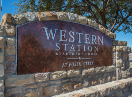 Western Station at Fossil Creek - Fort Worth