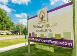 Midtown Square Apartments - Wayne