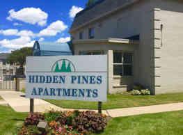 Hidden Pines - Detroit