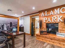 Alamo Park - San Antonio